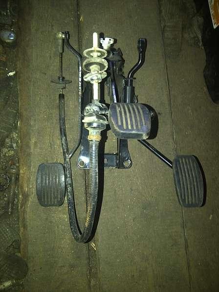 Skoda Felicia блок педалей