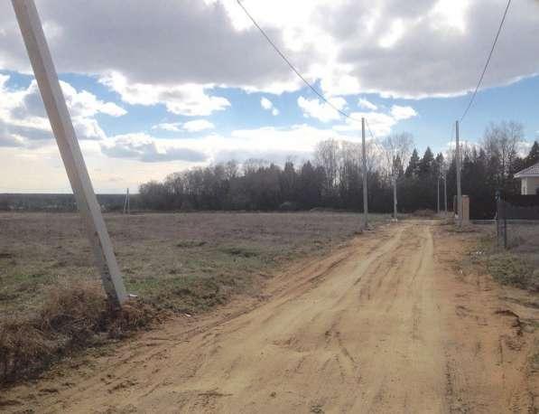 Участок 10 соток 2 км до Обнинска