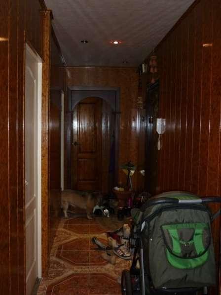 4-х комнатная по Комсомольской 31 в Новосибирске фото 9
