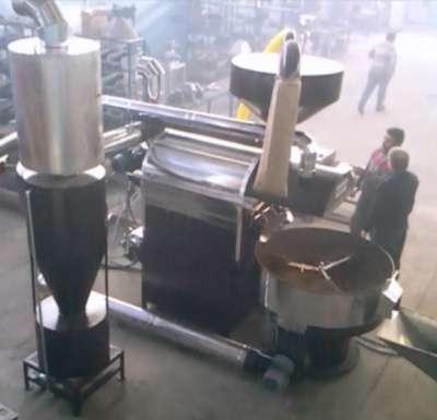 Оборудование для промышленной жарки кофе