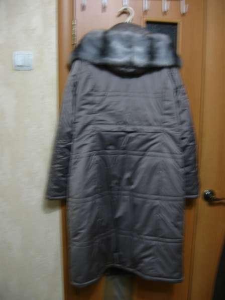 Пальто зимнее в Москве