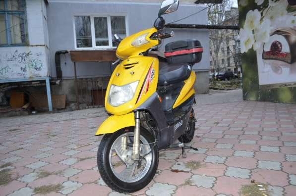 Продам электроскутер KANUNI 1500W./60V