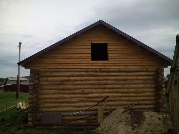 Строим дома и бани