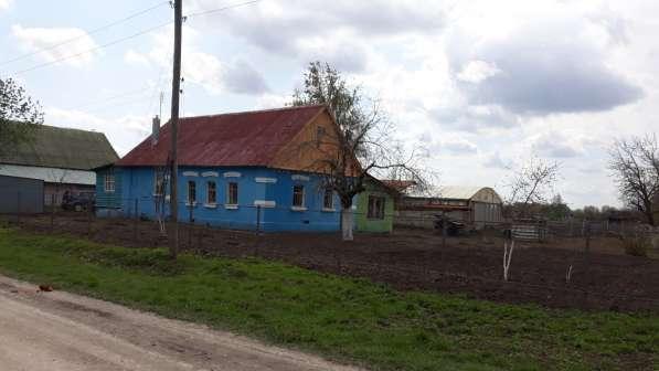 Дом капитальный на участке 25 сот