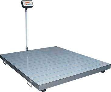 Весы счетные платформенные электронные 1000кг