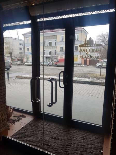 Стеклянные перегородки офисные, мобильная перегородка в Екатеринбурге фото 3