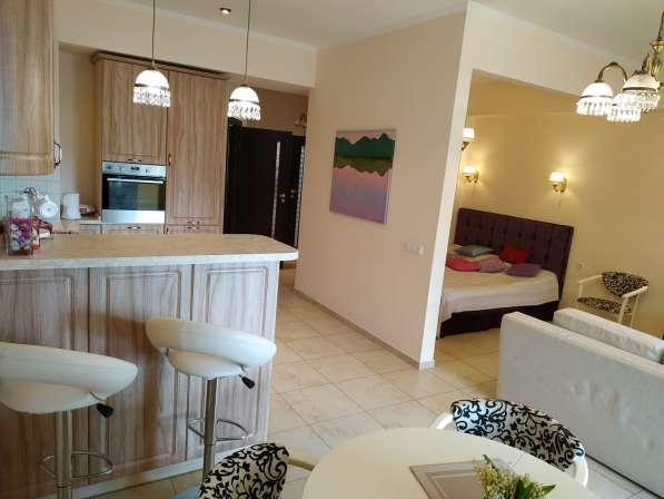Видовая квартира в элитном комплексе в Ялте в Ялте