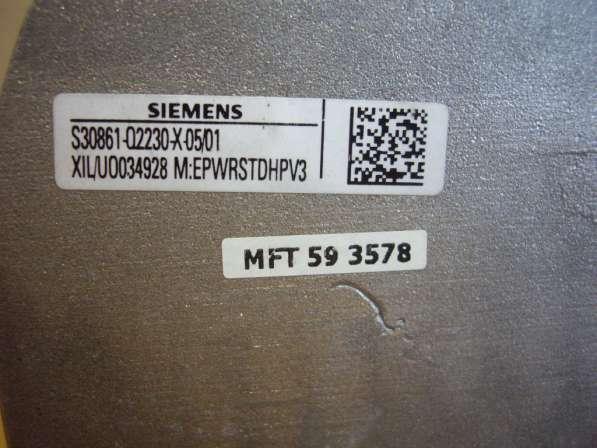 Блок от сотовой станции Siemens S30861-U2401-Х-06/01 в Челябинске