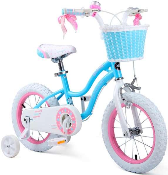 Детский велосипед Royal Baby Stargirl Steel 14
