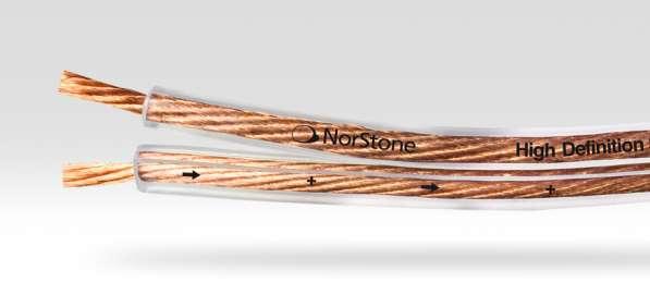 Акустический кабель 4 мм2 NorStone CL400 медь