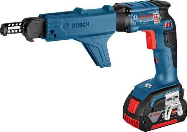 Аккумуляторная дрель-шуруповерт Bosch Professional GSR 18 V-EC TE + MA 55 06019C8000