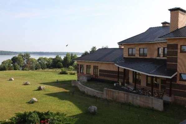 Дом на Волге 185 км. от МКАД в д. Носово вблизи г. Калязина
