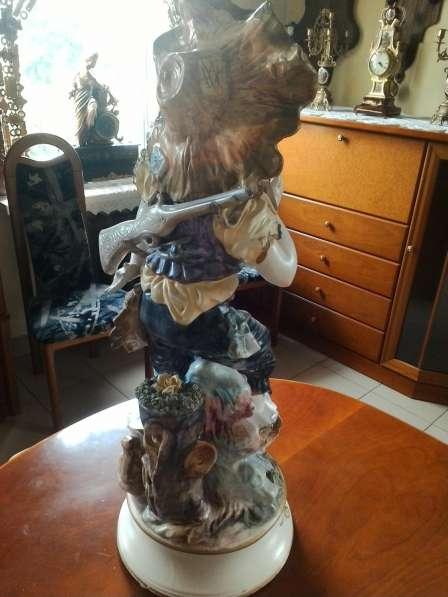 Парные фафроровые статуэтки Италия 68 см в Перми фото 13