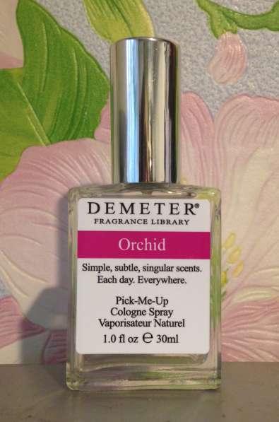 Demeter Orchid