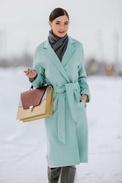 Изготовление стильных пальто, пончо из всех видов ткани в Новосибирске фото 15
