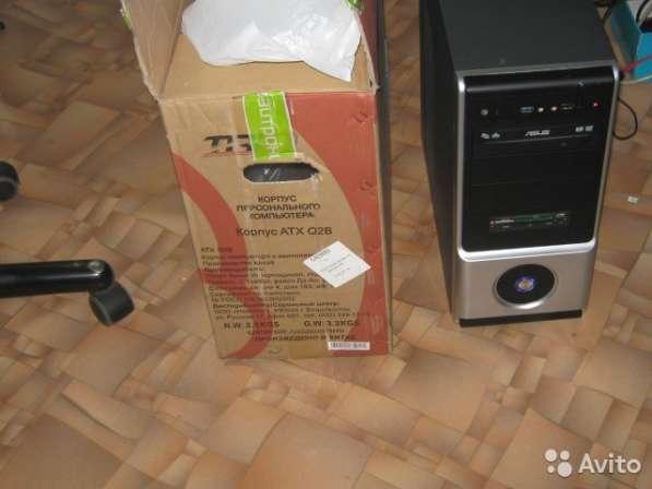 Продаю мощный системный блок 8 ядер amd fx 8350 r7 260