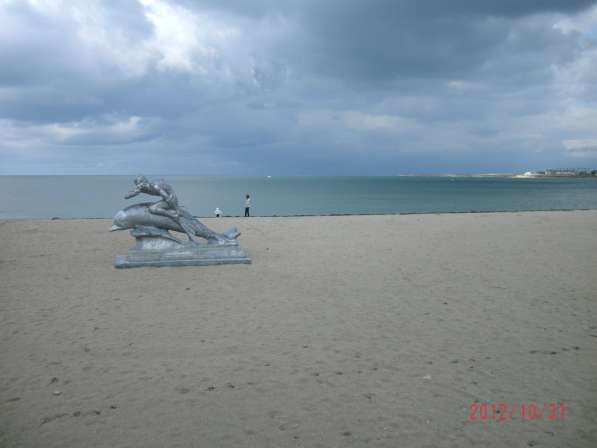 Участок ИЖС в Крыму с.Снежное Черноморский р-он 1 км.от моря