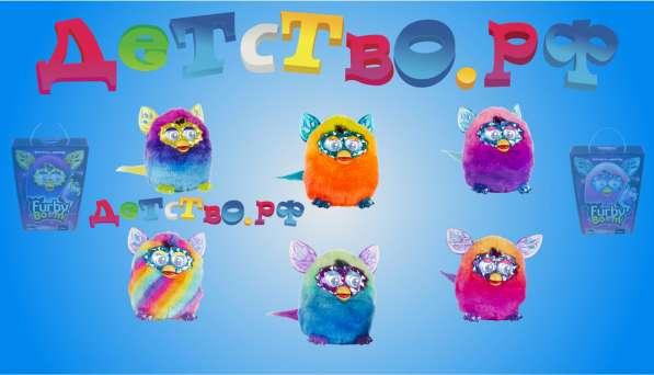 Furby Boom Crystal Series Hasbro Фёрби Бум Серия Кристал
