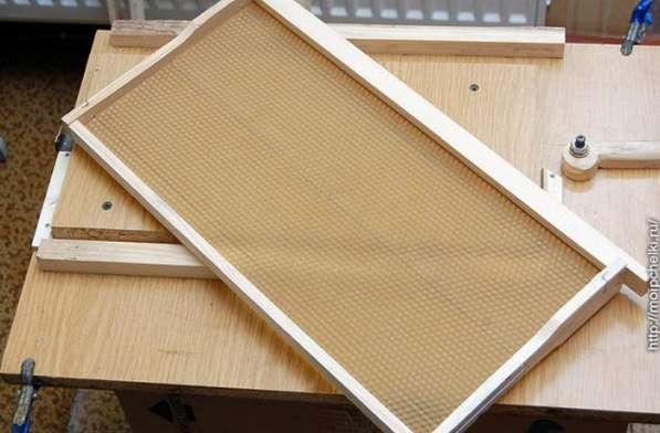 Пчеловодам рамки для ульев в сборе сколоченные с проволкой н в Пятигорске фото 9