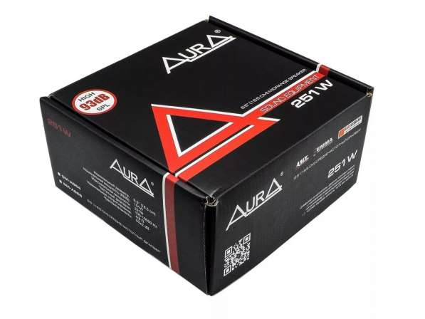 Эстрадные (16.5 см) мидвуферы Aura SM-A654