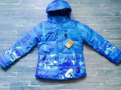 Новая теплая мембранная куртка Columbia Omniheat зима