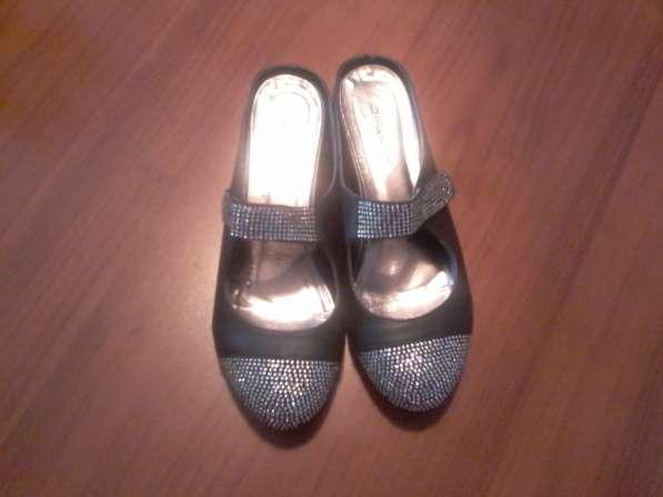 Женские туфли без задников