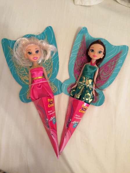 Куклы феи новые