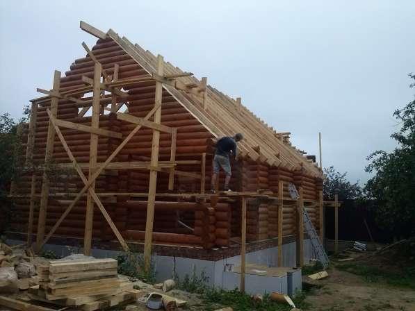 Строительство загородных домов по низким ценам ценам в Москве фото 11