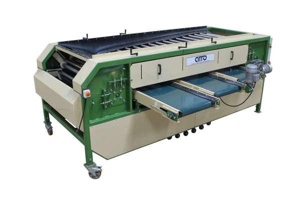 Оборудование для сортировки овощей, картофеля, лука, моркови