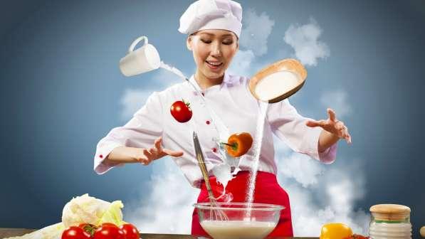 Требуется профессиональный повар