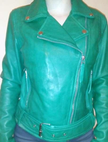 Женская куртка-натуральная кожа в Москве