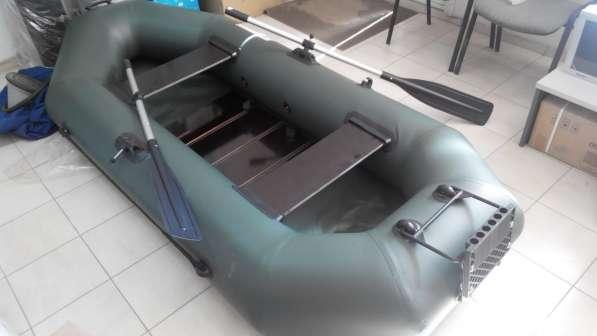 Лодки ПВХ надувные пр-ва Россия