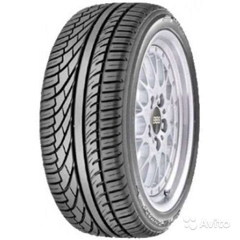 Новые Michelin 245/40 R20 Pilot Primacy