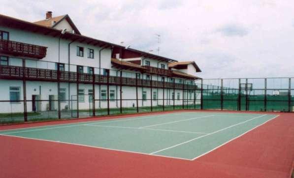 Теннисный корт по доступной цене и в минимальные сроки в Екатеринбурге фото 6