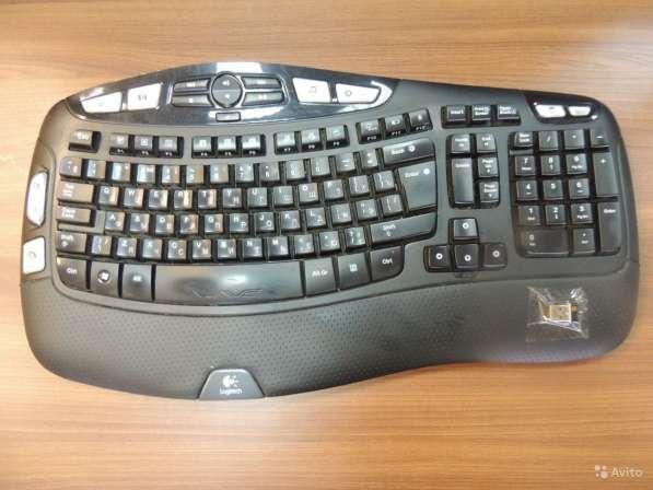 Беспроводная клавиатура Logitech