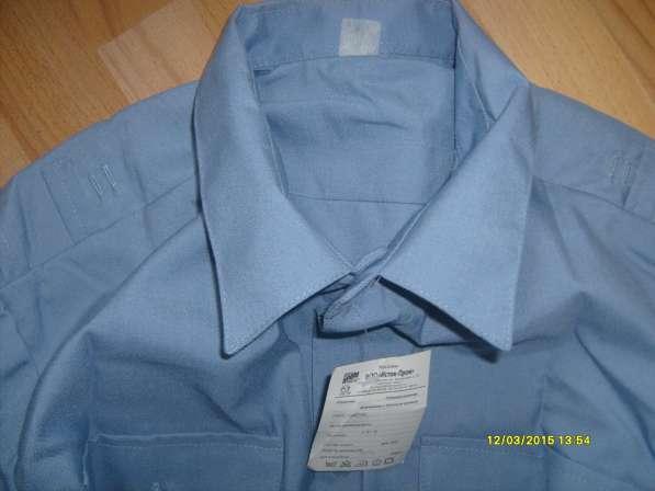 Мужская форменная рубашка