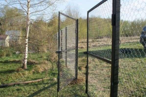 Ворота и калитки с бесплатной доставкой