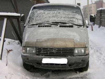грузовой автомобиль ГАЗ 33021