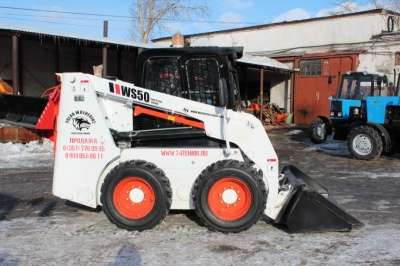 погрузчик Forway WS50 (МКСМ, BobCat