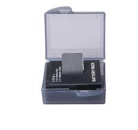 GoPro/SJCam.Защитный бокс для доп.батареи