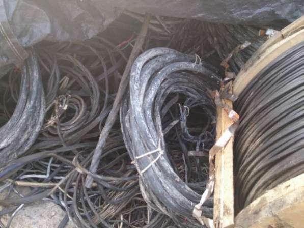 Куплю лежалый кабель б у на лом.