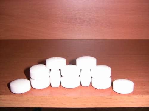 Соль пищевая, техническая, таблетированная, сода