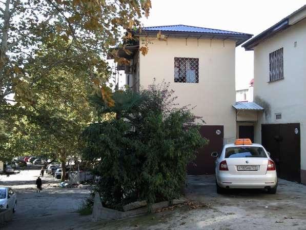 Отдельное жильё в центре Сочи