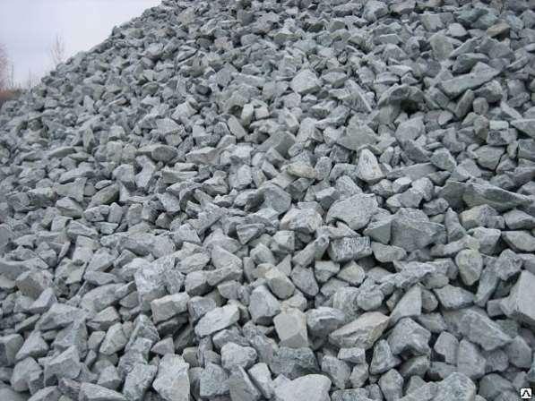 Щебень, дресва, цемент с доставкой