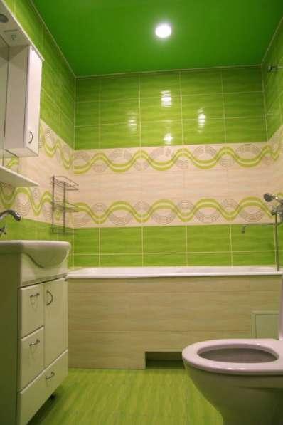Качественный ремонт ванной и туалета
