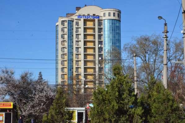 1-но комнатная 56 м2 в ЖК Вершина успеха, Севастополь