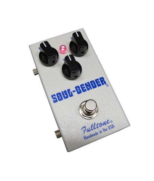 Fulltone soul bender fuzz, crybaby wah Jimmi Hedrix - 1