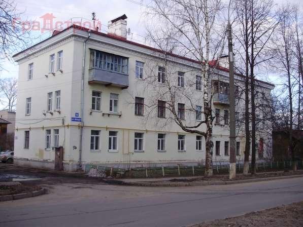 Продам двухкомнатную квартиру в Вологда.Жилая площадь 38,40 кв.м.Этаж 2.Дом кирпичный.