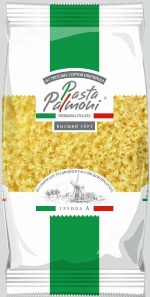 "Макароны ТМ ""Pasta Palmoni"",гр А, лапша фигурная,250 гр"