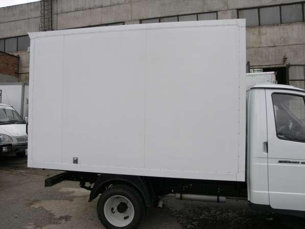 Фургон изотермический на ГАЗон